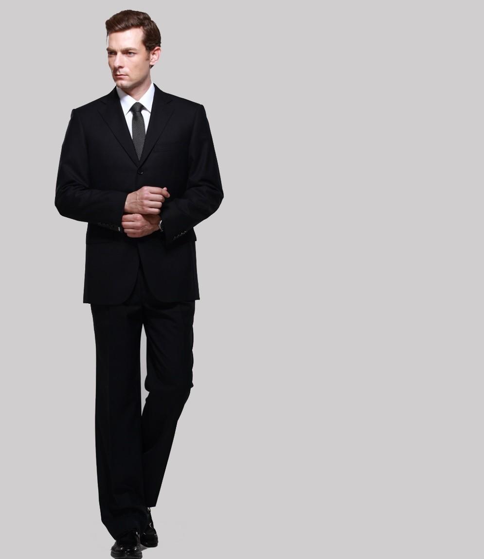 Costume noir homme, optez pour un