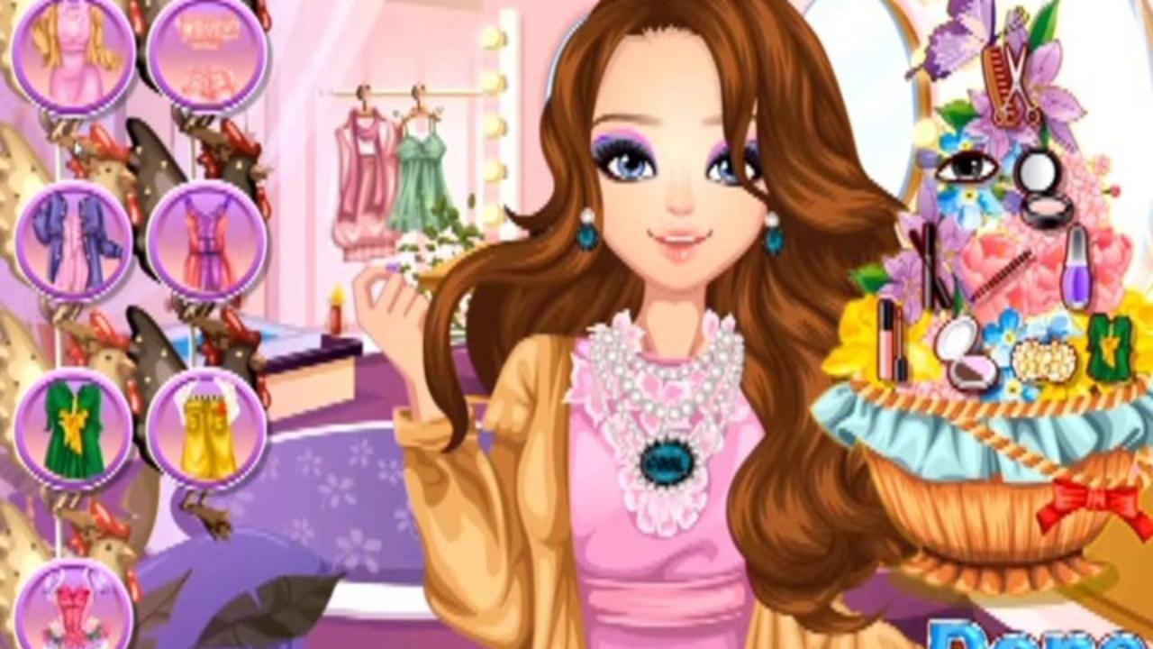 Le site des jeux de fille : girlizz.com