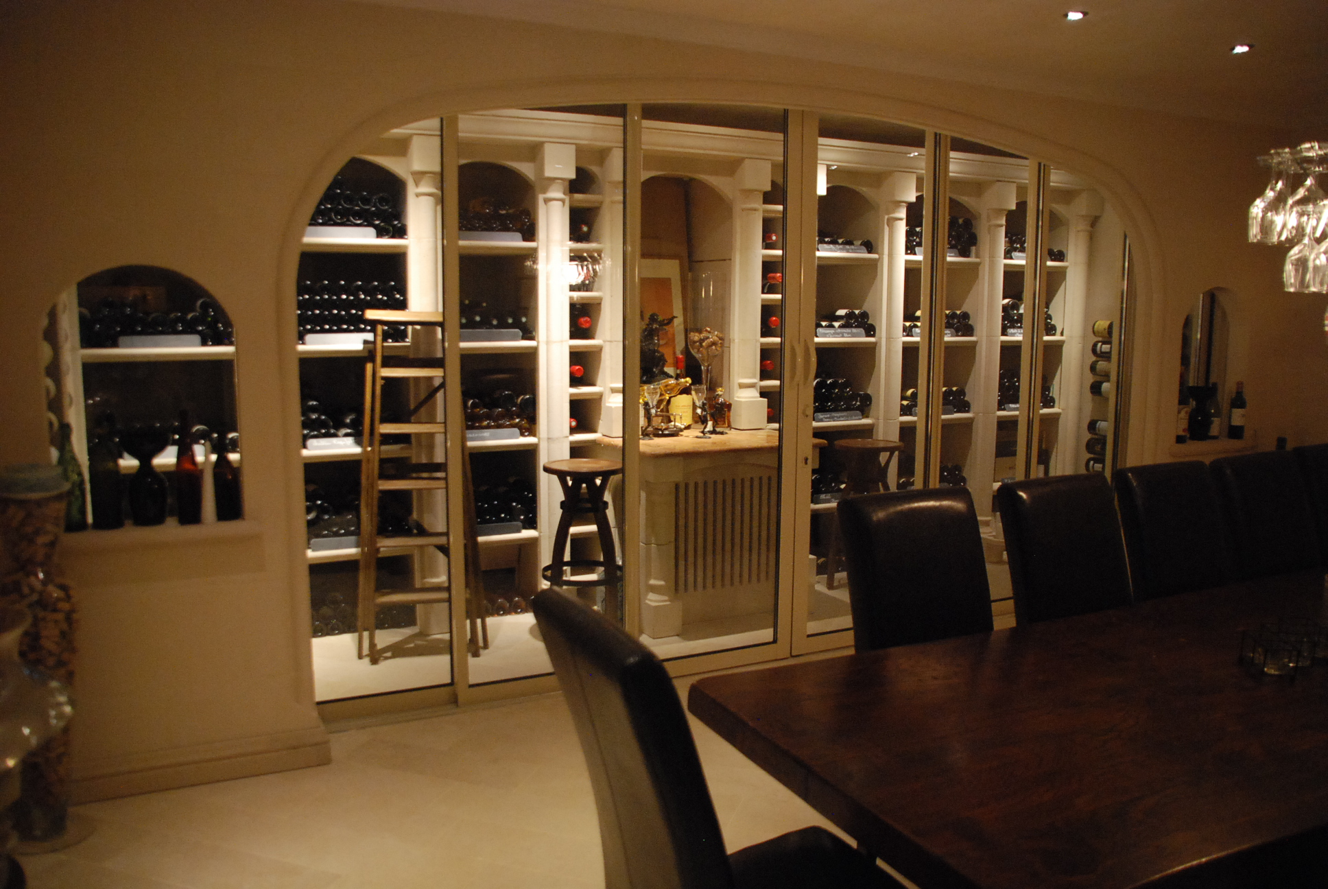 Un guide d'achat pour les caves à vin