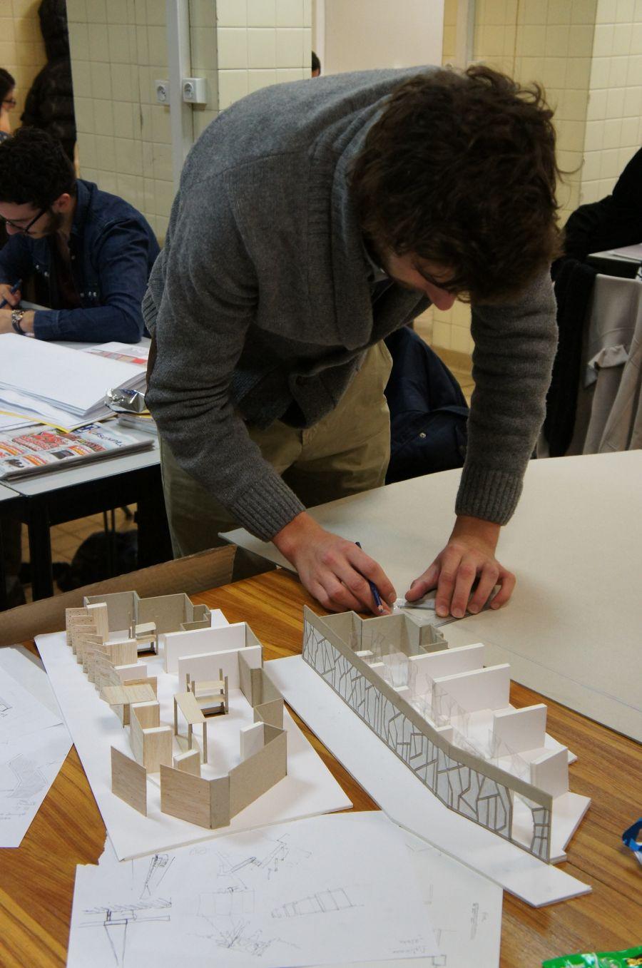 Bts design d espace : la 3D
