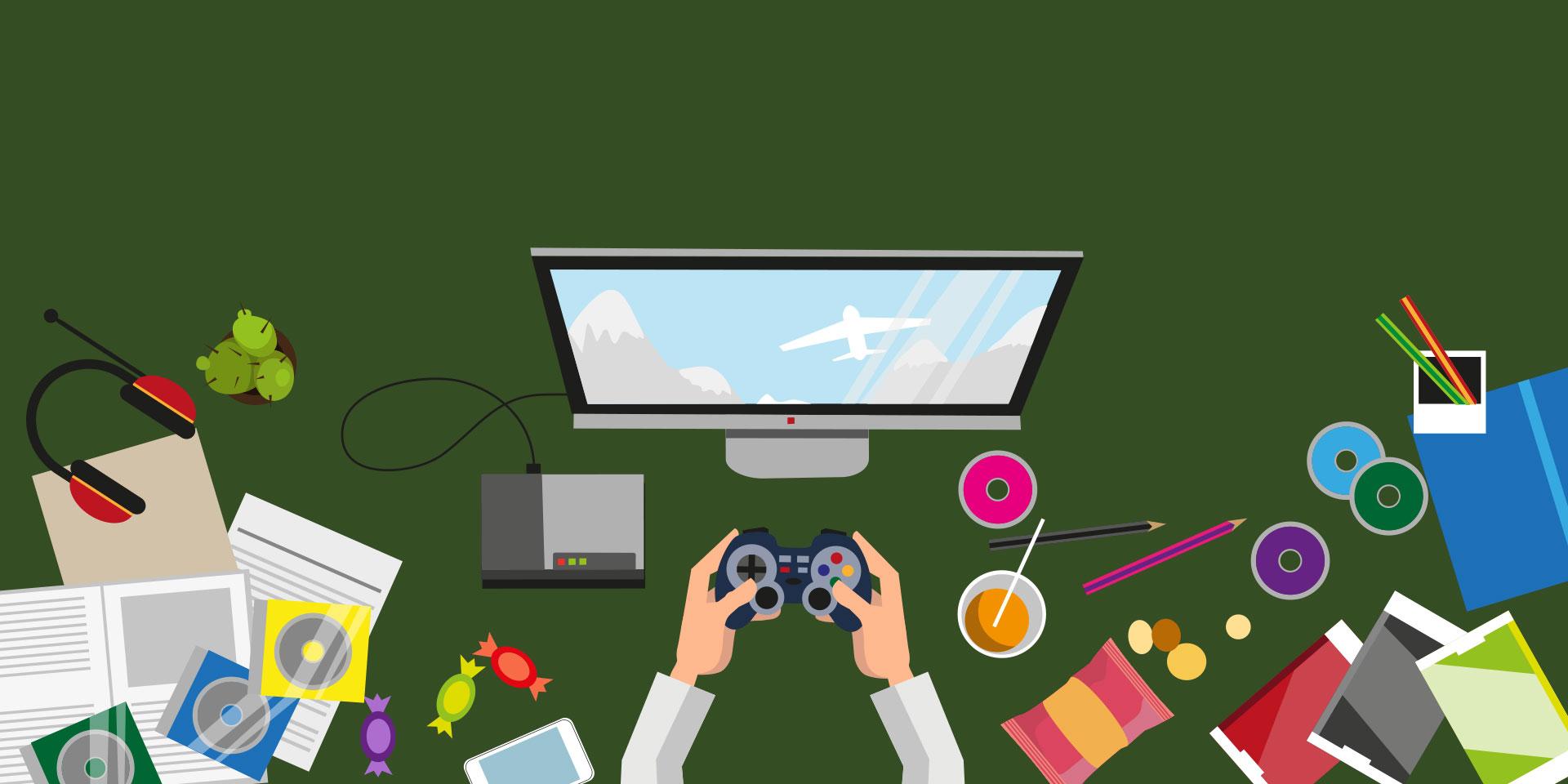 game design : le pouvoir de faire apprendre en s'amusant.