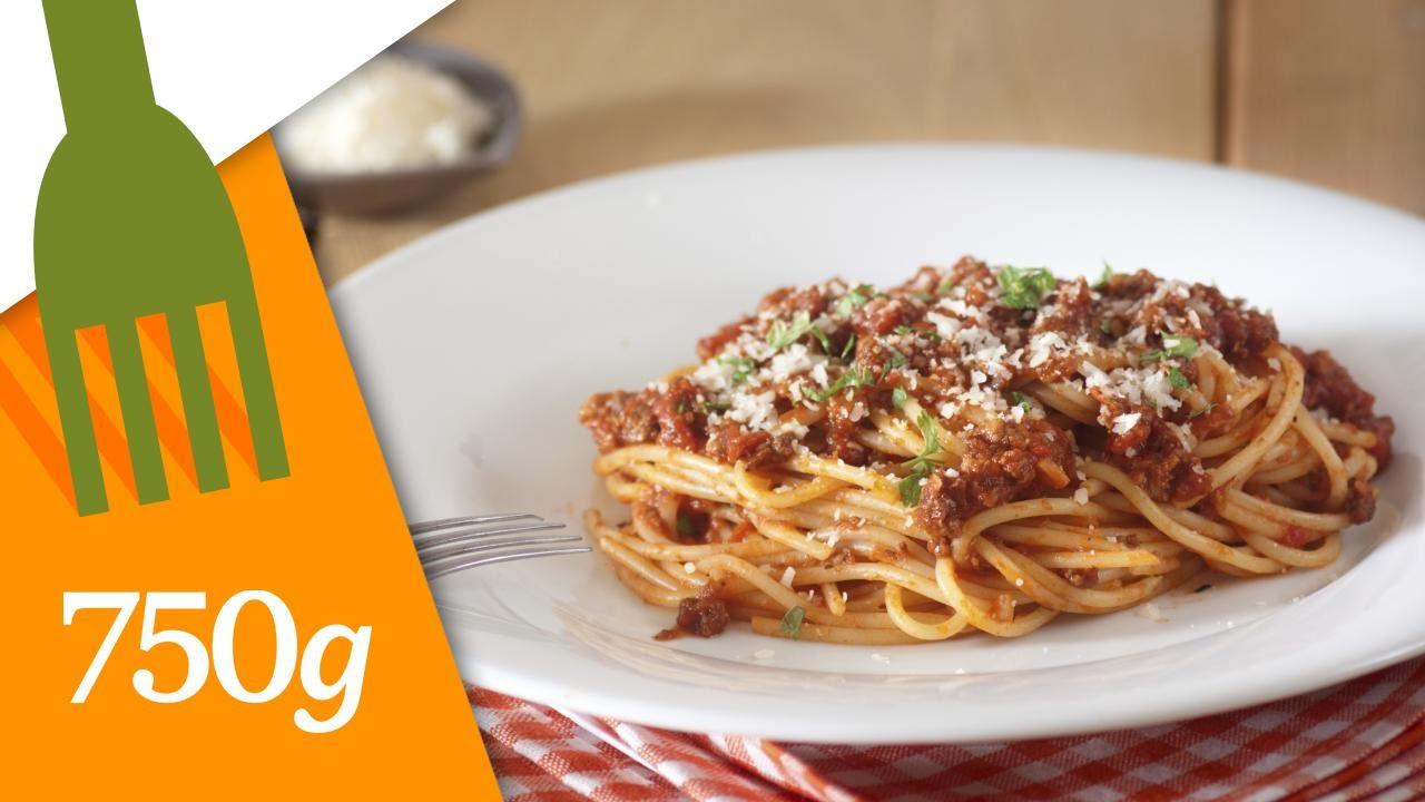 Spaghetti bolognaise : Des délicieuses pâtes italiennes en France c'est possible ? Evidemment !