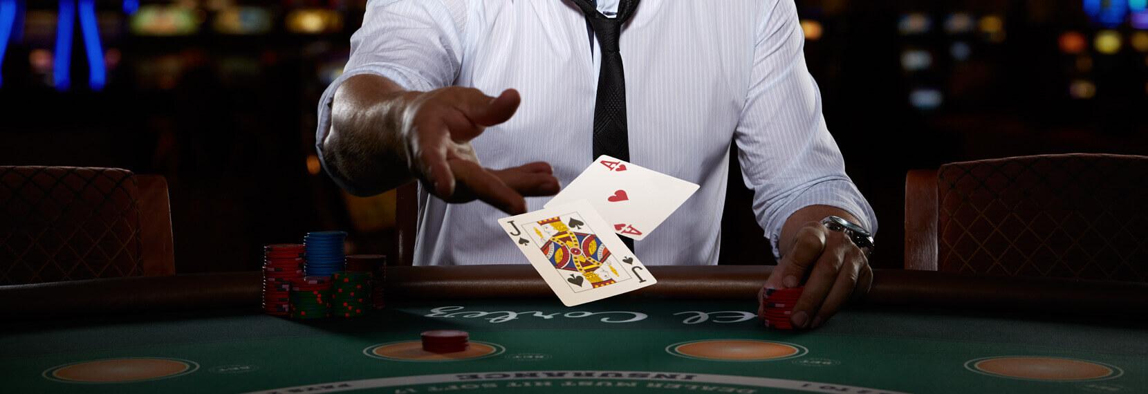 Casino en ligne : une application pour emporter ses jeux avec soi.